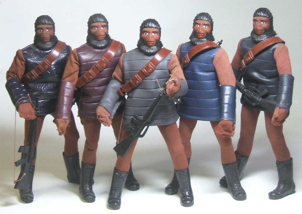 Mego Planet of the Apes action figure