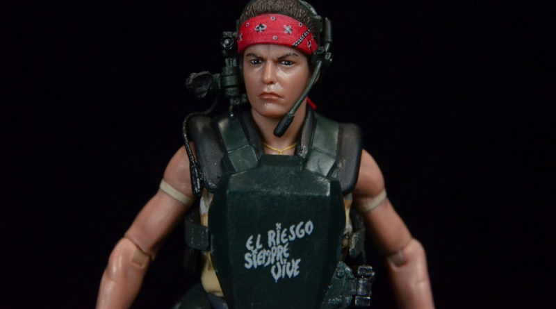 NECA Aliens Vasquez action figure