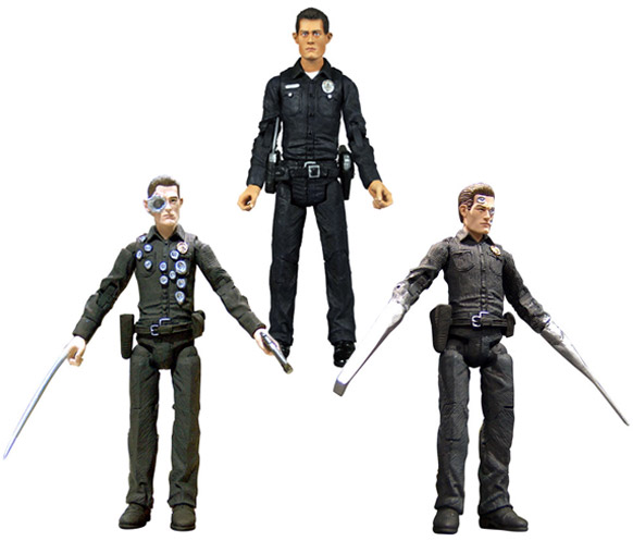Palisades Terminator 2 action figure