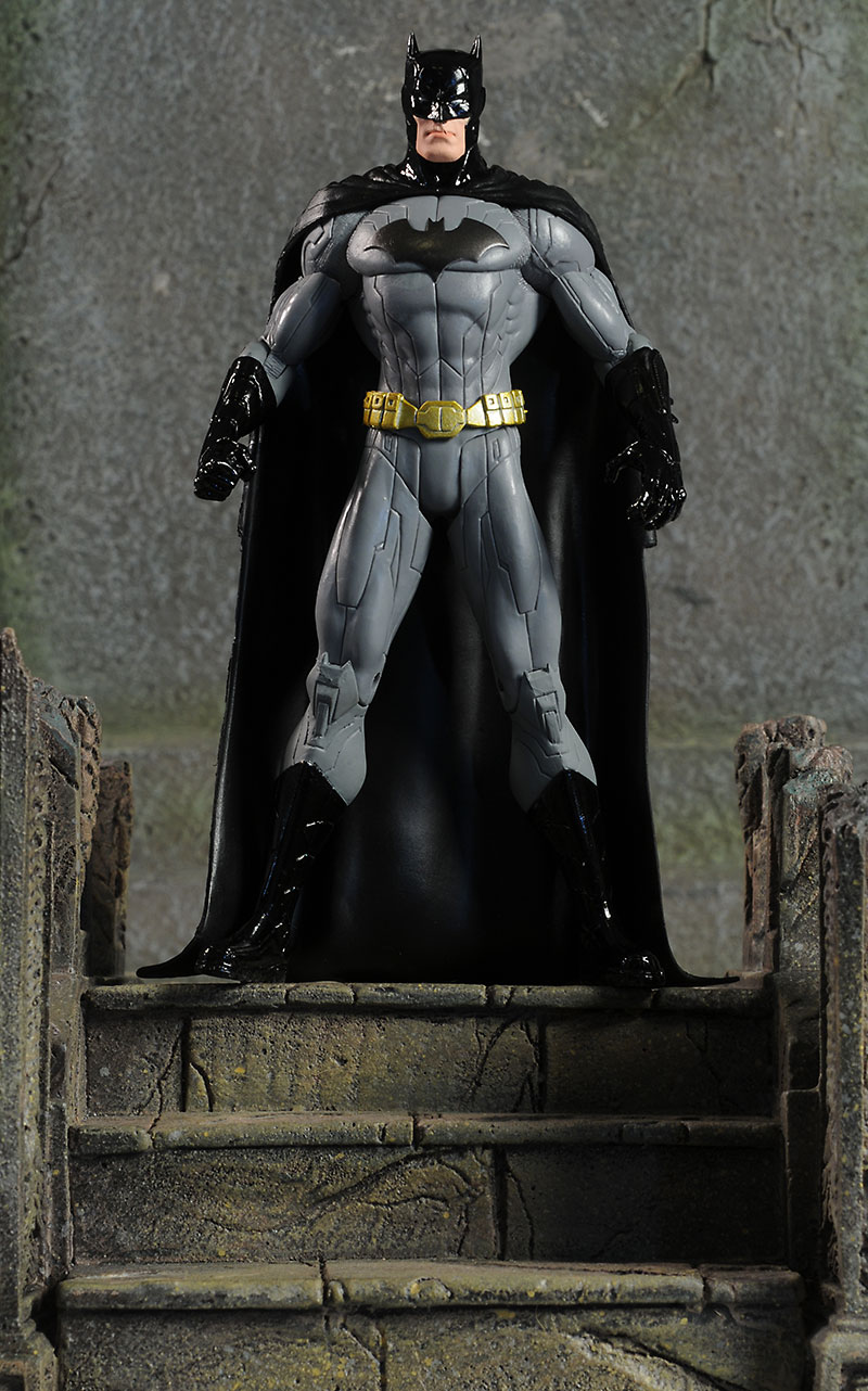 52 Photos 37 Reviews: Review And Photos Of New 52 Justice League Batman Action