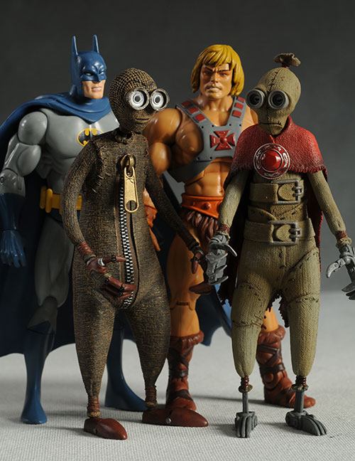 Movie 9 Action Figures By NECA