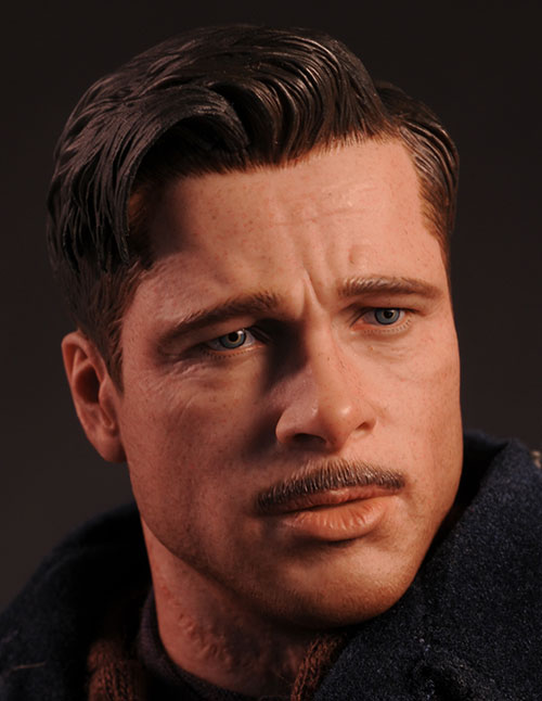 Aldo Raine Hot Toys action figure