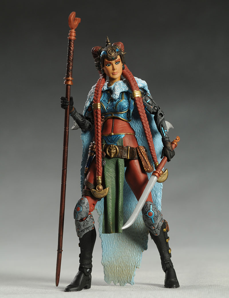 Seventh Kingdom Alluxandra action figure