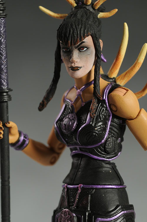 Isadorra Seventh Kingdom action figure by the Four Horsemen
