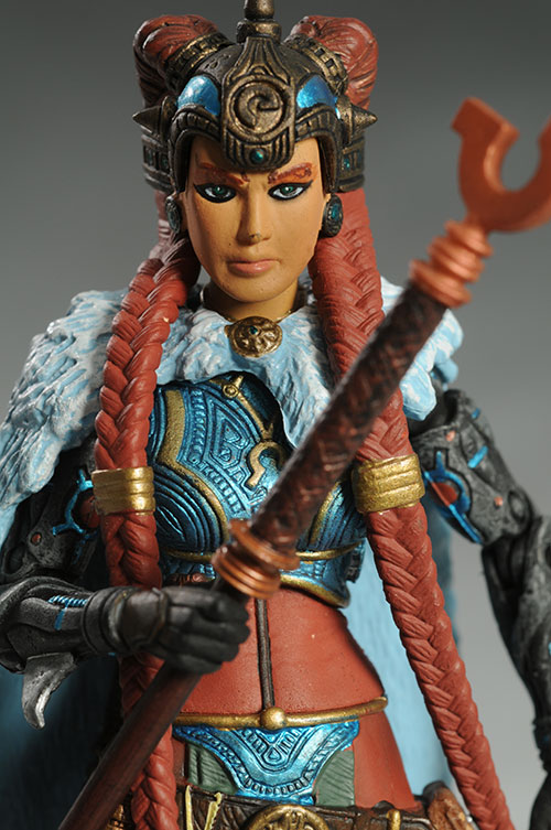 Queen Alluxandra Seventh Kingdom action figure by the Four Horsemen