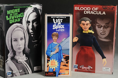 NOTLD Barbra, Blood of Dracula, Maureen Robinson 1/6th figure