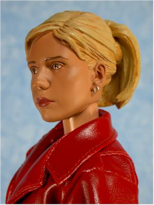 Sideshow Buffy/Angel action figures