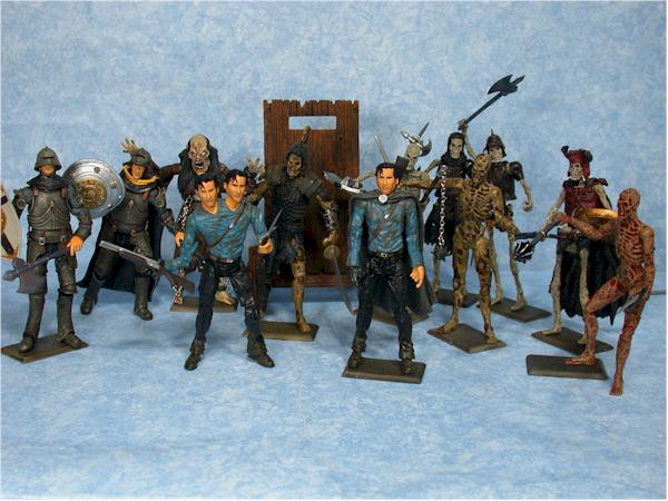 Palisades Army of Darkness action figure