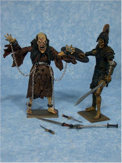Army of Darkness (Evil Dead) action figures series 1 by Palisades