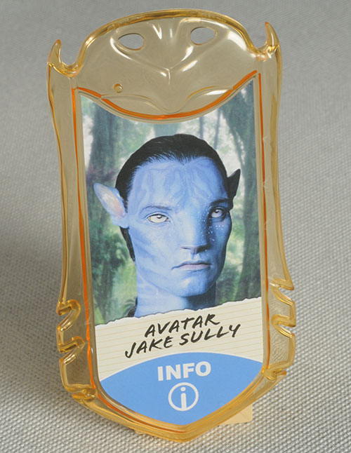 Avatar Jake Sully Movie Masters action figure by Mattel