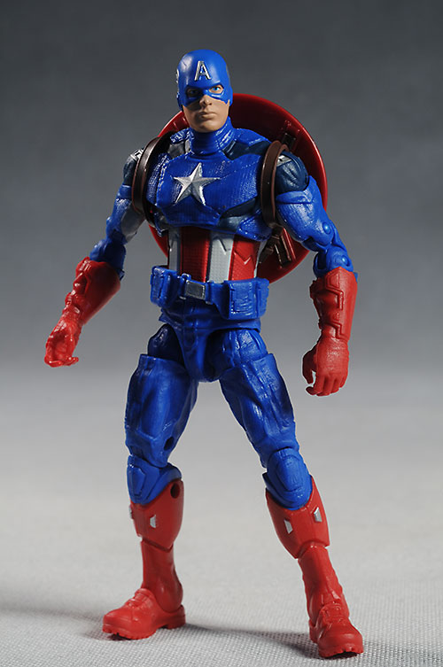 Avengers Captain America exclusive figure by Hasbro