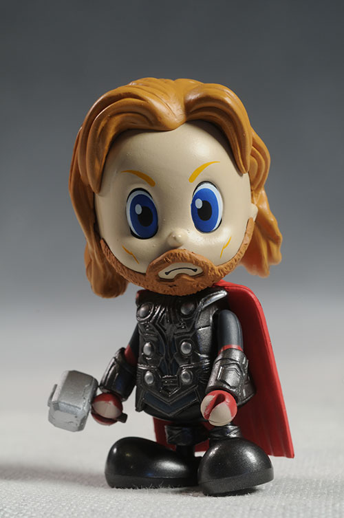 Avengers Cosbaby action figures by Hot Toys