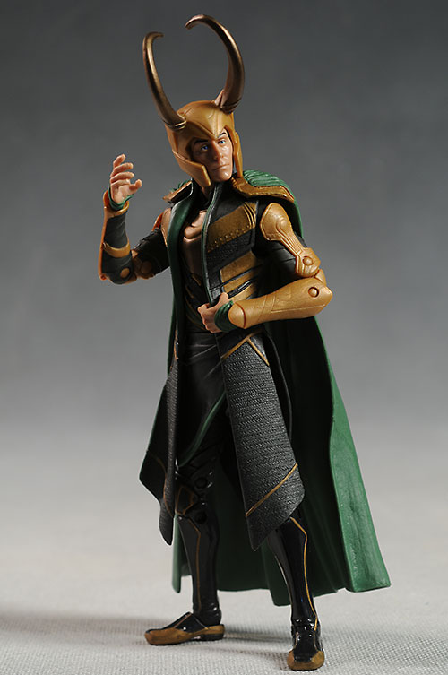 Avengers Loki exclusive action figure by Hasbro