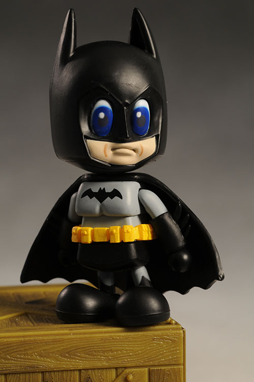 Batman Cosbaby action figures  by Hot Toys