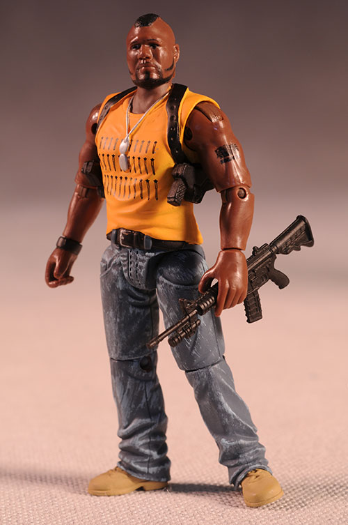 A-Team Baracus action figure by Jazwares