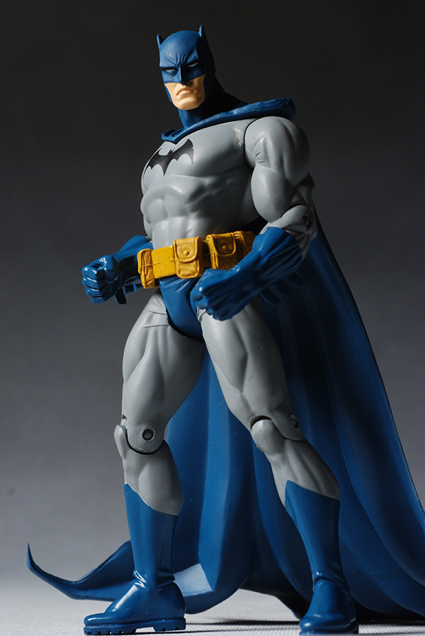 DC Direct Batman and Son action figure