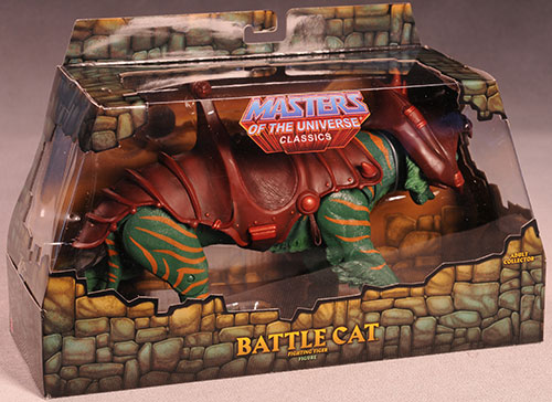 Masters of the Universe Battle Cat figure by Mattel
