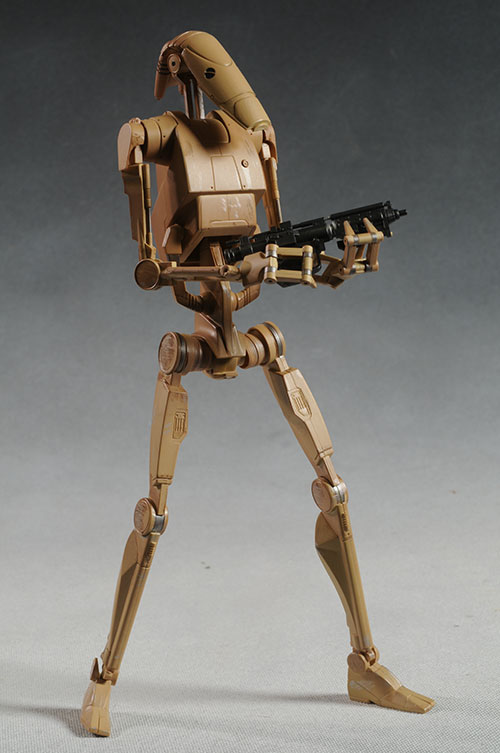 Star Wars Battle Droids sixth scale figure by Sideshow