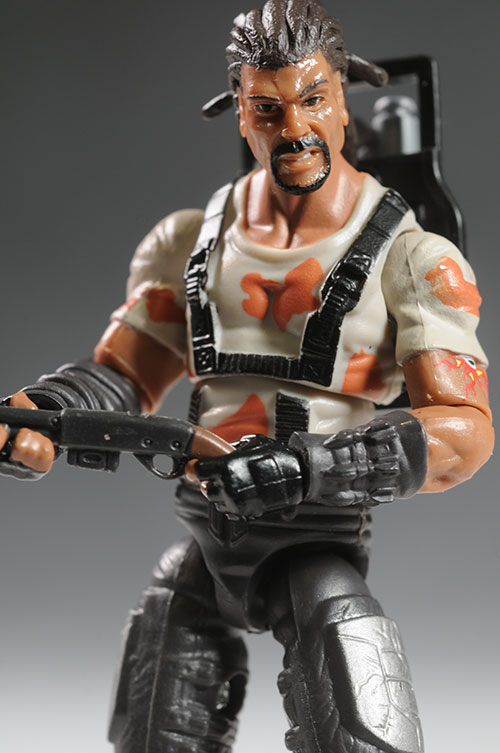 G.I. Joe Dreadnoks action figures by Hasbro