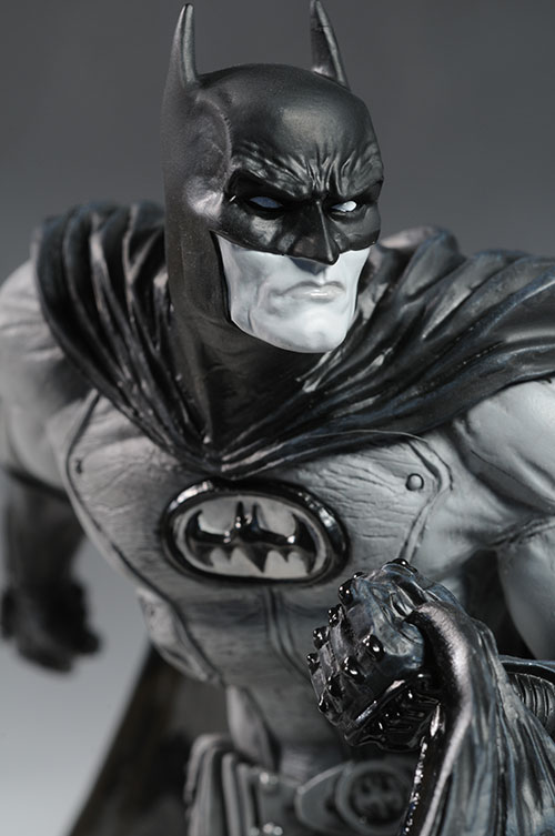 Batman Black and White Finch statue by DC Direct