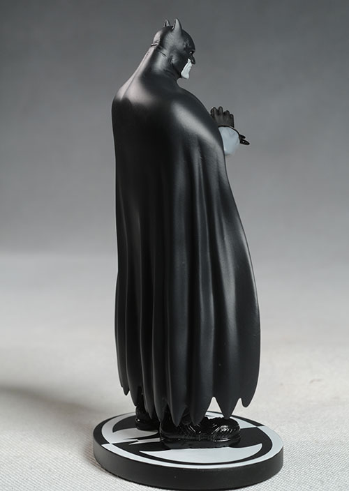 Batman Black White Gleason statue by DC Direct