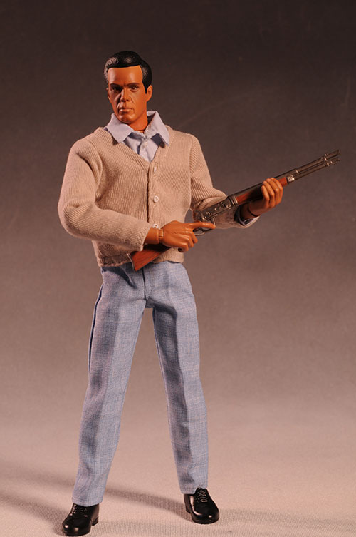 Night of the Living Dead Ben action figure by Amok Time