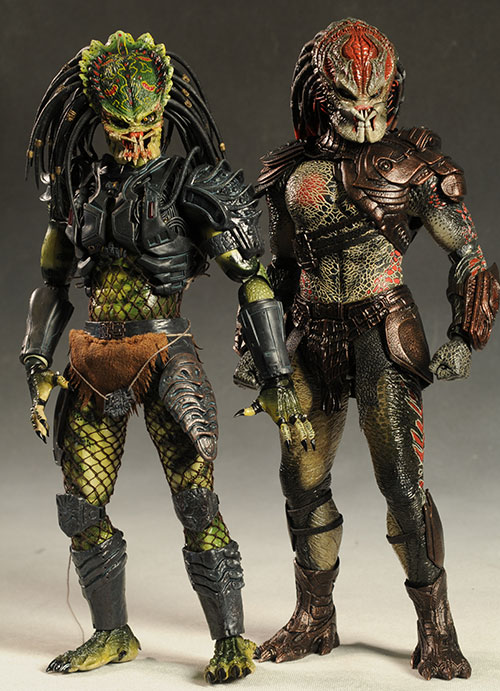 Berserker Predator 1/6th action figure by Hot Toys