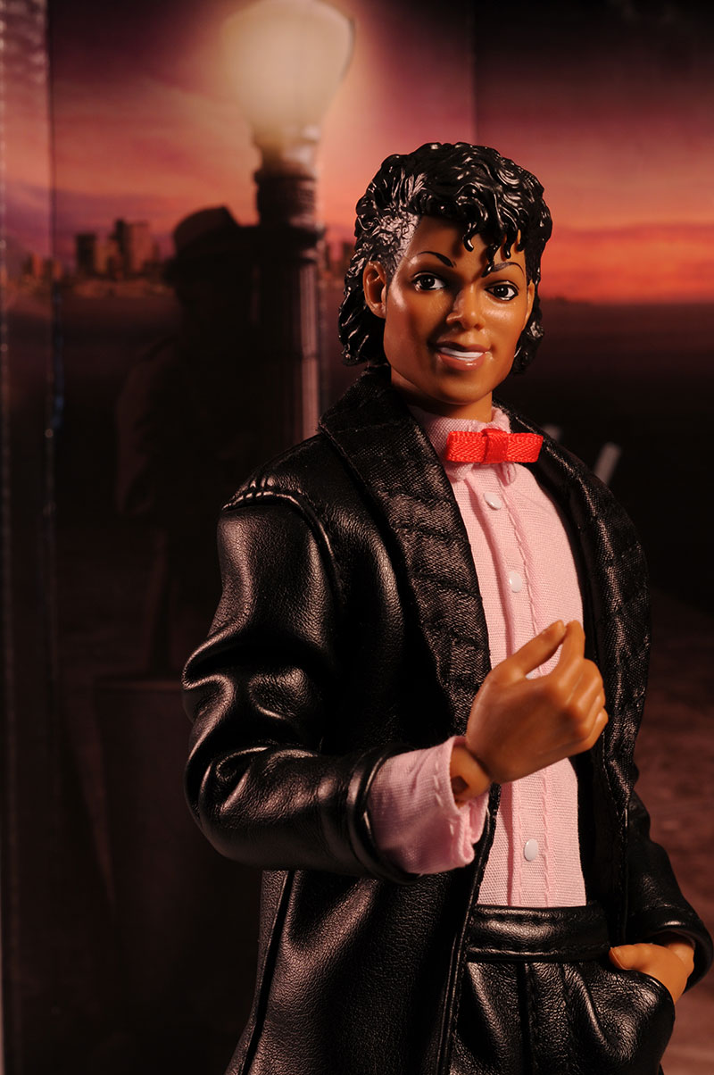 Michael Jackson Billie Jean action figure by Playmates