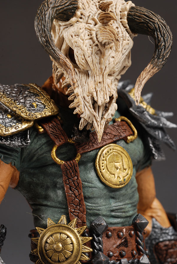 Legends of the Blade Hunter action figure