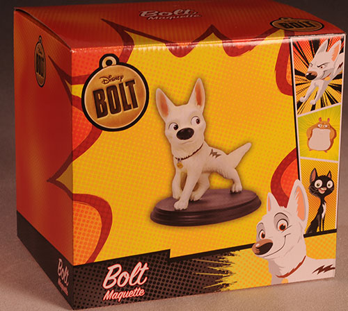 Disney Bolt Maquette Statue by Gentle Giant