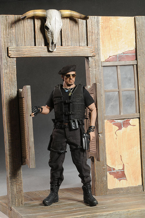 Boonetown Western 1/6th diorama by Triad Toys