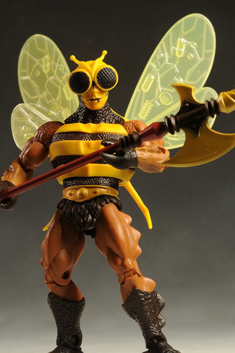 MOTUC Buzz-Off action figure by Mattel