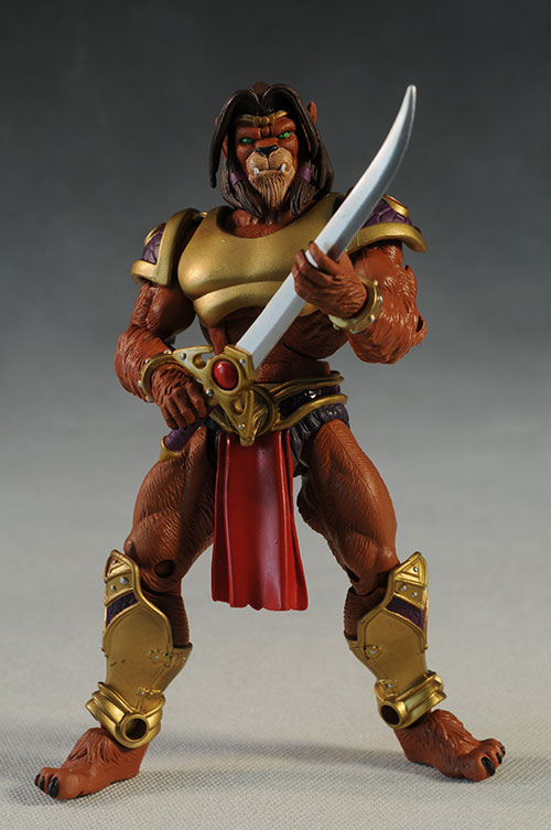 MOTUC Chief Carnivus action figure by Mattel