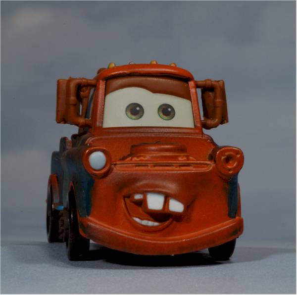 Cars Mater action figure