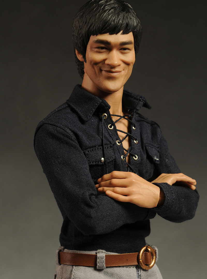 1b4ae1dfa2c Review and photos of Bruce Lee Casual Wear action figure by Hot Toys