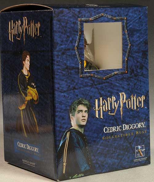 Harry Potter Cedric Diggory bust by Gentle Giant