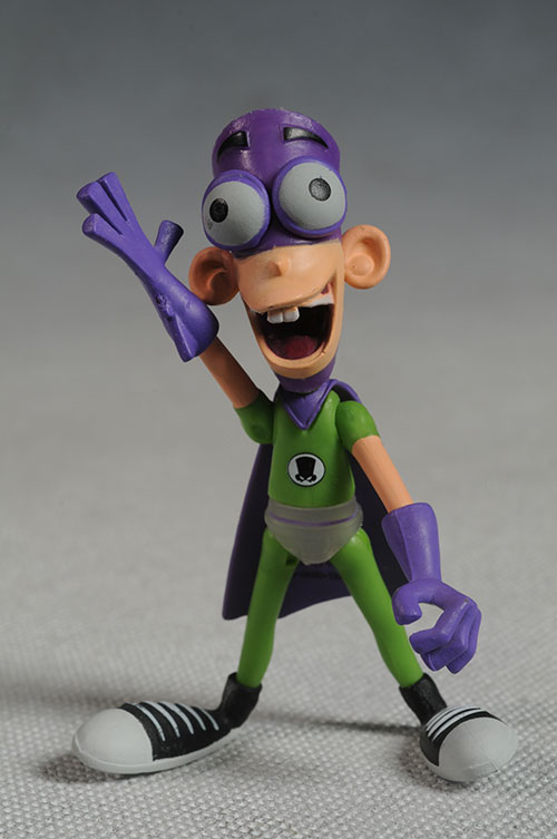 Fanboy and Chum Chum action figure by Jazwares