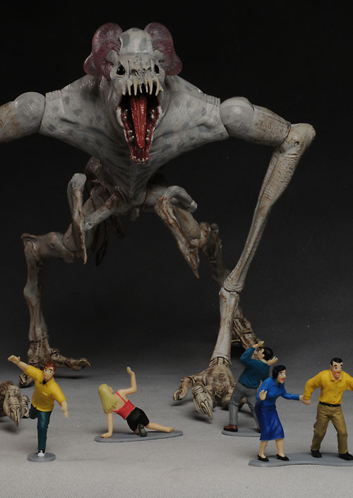 Review and photos of Cloverfield Monster action figure by ...