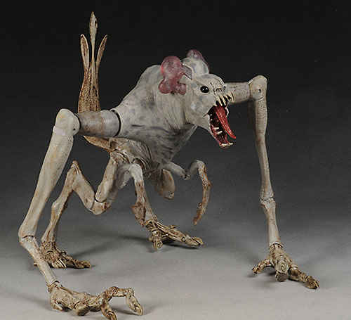 Cloverfield Monster action figure by Hasbro