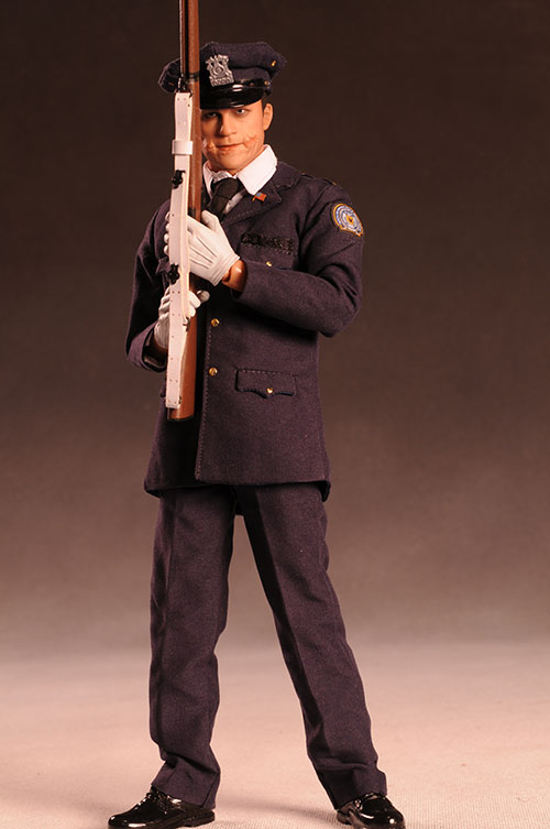 Dark Knight DX01 Joker Cop version action figure by Hot Toys