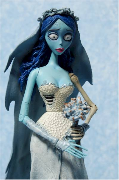 Corpse Bride action figure