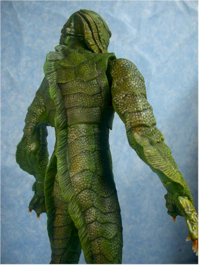 Creature from the Black Lagoon 1/6th action figure by Sideshow Toys