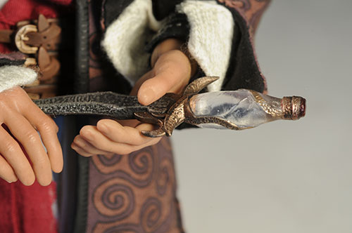 Prince of Persia Dastan action figure by Hot Toys