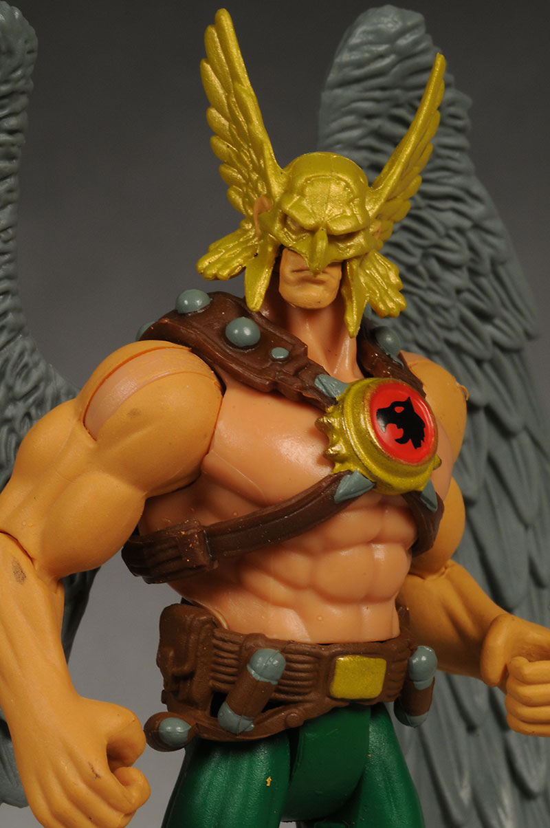 DCUC Infinite Heroes Hawkman 3 pack action figure by Mattel