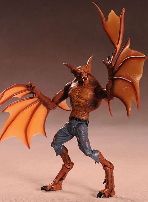 DC Universe Classics Wave 10 Man-Bat action figure by Mattel