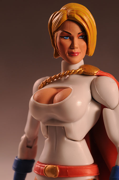 DC Universe Classics Wave 10 Power Girl action figure by Mattel