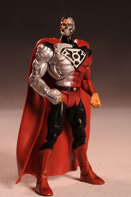 DCUC Cyborg Superman action figure by Mattel