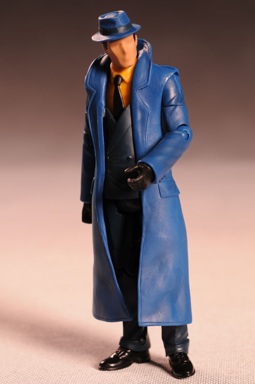 DCUC The Question action figure by Mattel