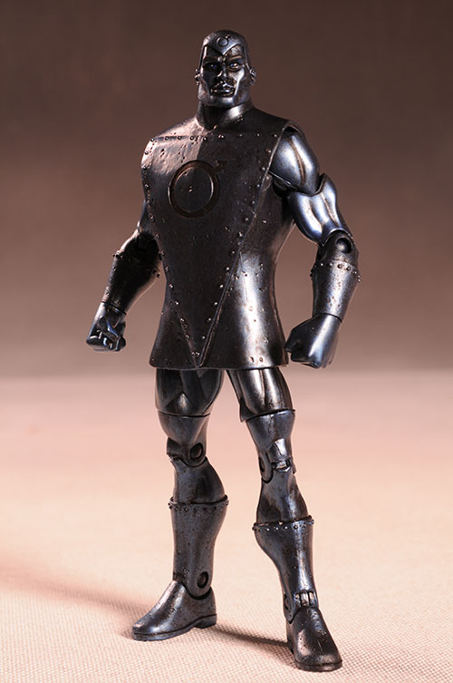 Iron action figure by Mattel