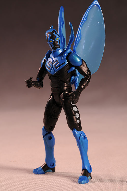 DCUC Blue Beetle action figure by Mattel